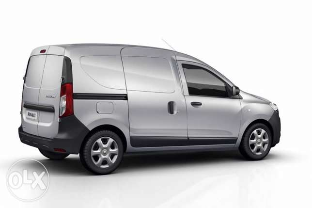 2017 Renault delivery van in RTO for 1,550/p.m.