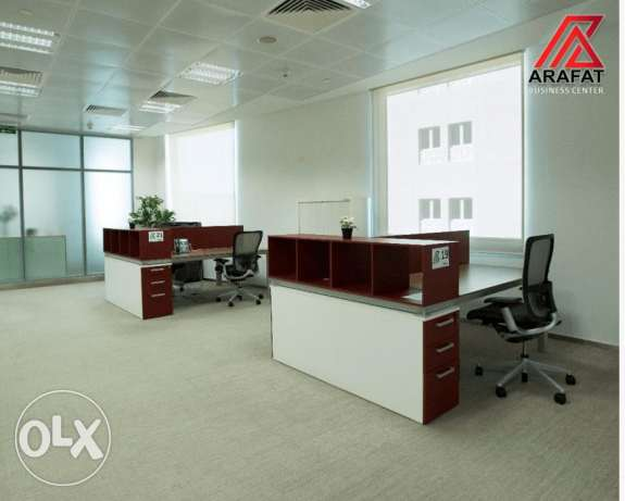 Ready to Move in Furnished New office Space for Rent in Barwa Tower