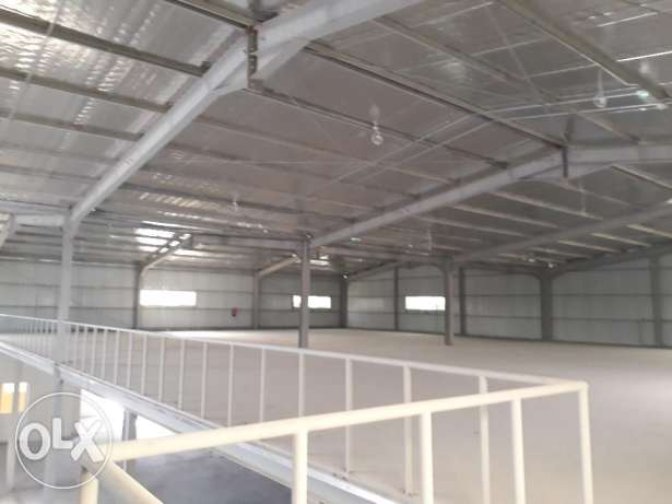 1450SQM Brand New Store For Rent In Industrial Area