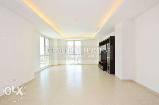 Semi Furnished 1 Bed Home in Viva Bahriya