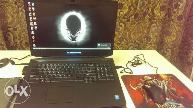 ALIENWARE 17 FOR sale best price /NEGOTIABLE
