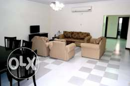 very nice fully furnished 3 bedroom compound villa in old airport
