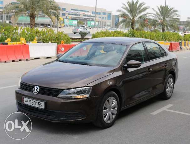 VolksWagen - JETTA - BROWN Model 2012