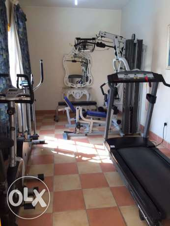 Unfurnished 3-BR +Maidsroom in Old Airport-Gym- Pool المطار القديم -  8