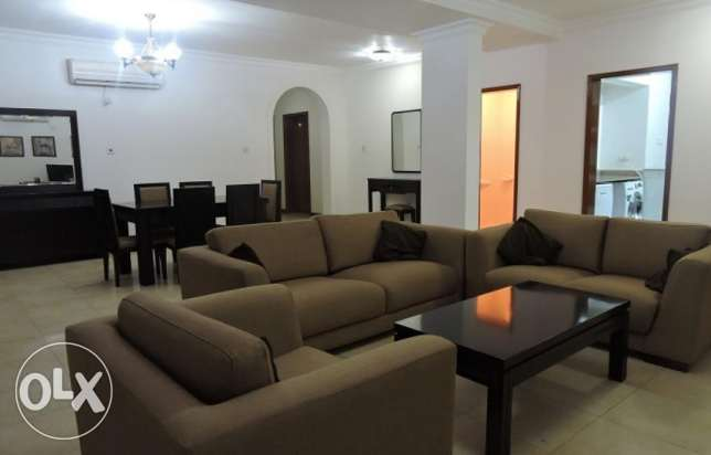 Spacious 3-Bedroom Apartment in off C-Ring road