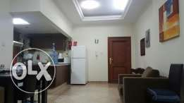 Fully furnished flat for rent 5500