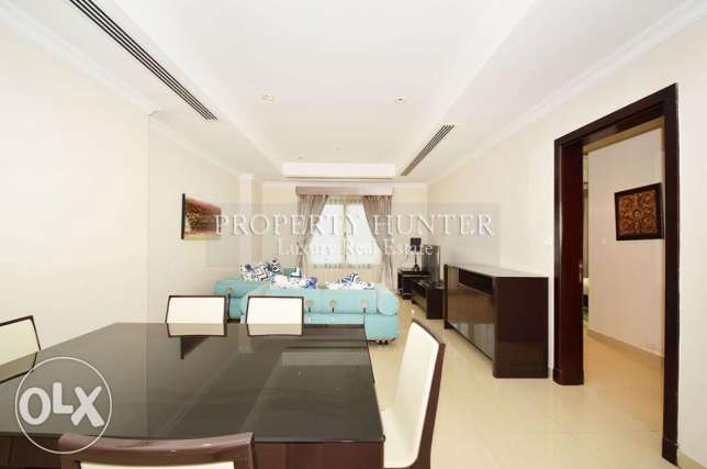 Nice Kempinski View in 1 Bedroom Home