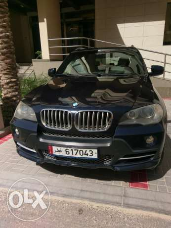 for sale BMW x5 V8 2009
