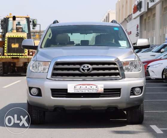 Used Toyota Sequoia Model 2014