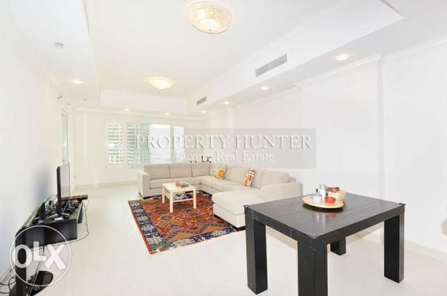 Stunning 2 Bedroom Apartment in The Pearl