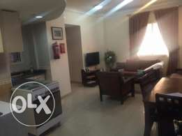 1 B/R F/F Apartment In Doha Jadeed with Bills