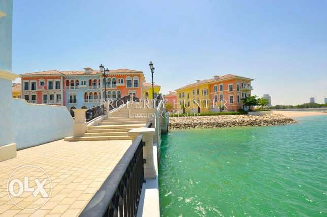 3 Bed apartment with beautiful canal views