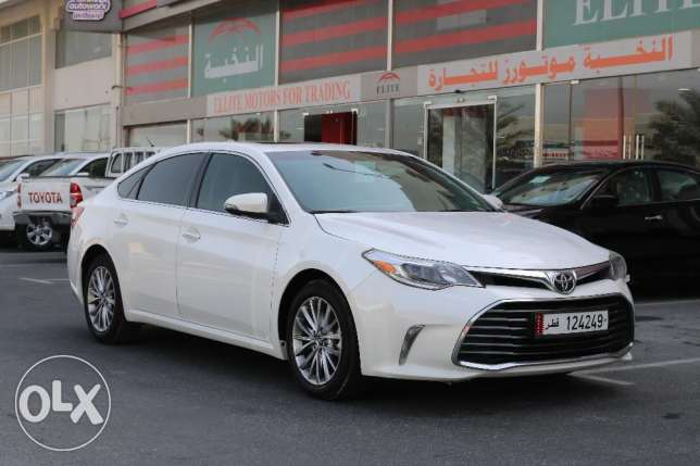 USED Toyota Avalon Limited 2016