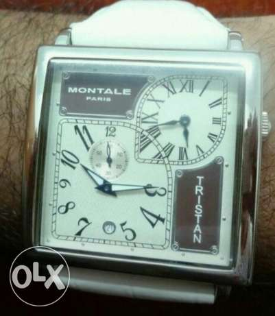 Montale original watch..never used