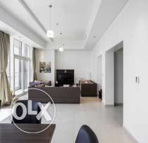 3 Bedrooms Flat with maid's room in West Bay Towers