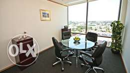 Large Furnished Office Spaces