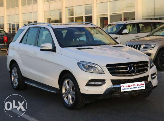 Used Mercedes-Benz ML400 Model 2015