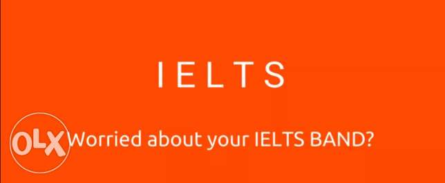 For Sale of IELTS Study & Practice Materials.