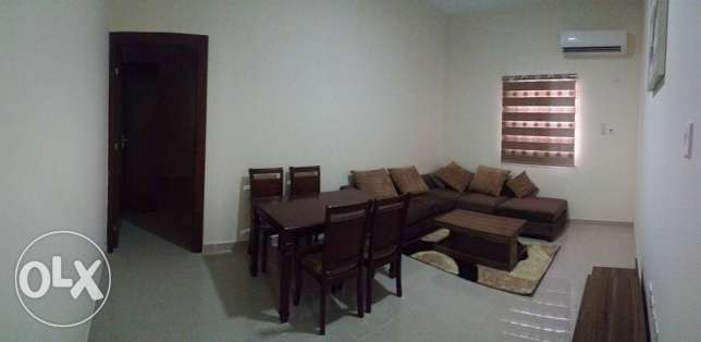 Furnished Flat in Wukair area