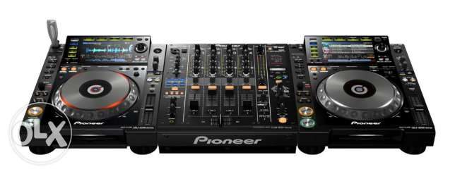 DJ Player for Rent