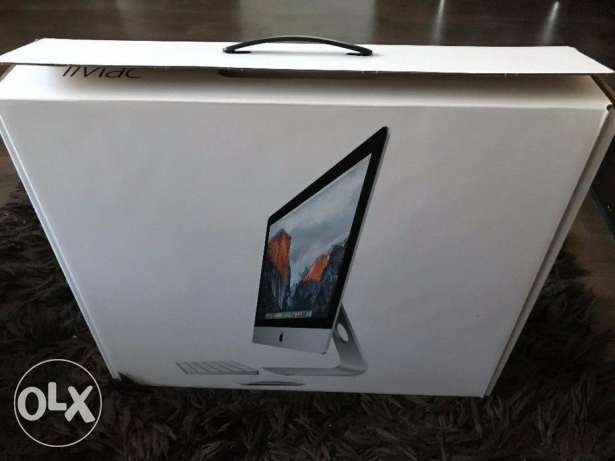 Apple imac 21.5 Brand new