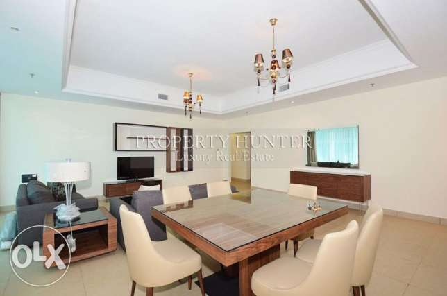 Beautiful fully furnished 2 Bed Apartment