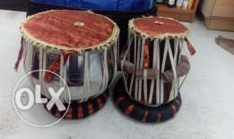 New steel Tabla sound 450 QAR.