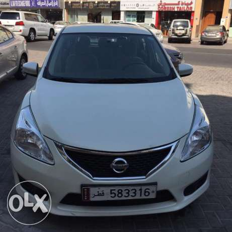 Nissan Tiida 2014 for sale