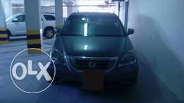 Honda Odyssey 2009. Well maintained.