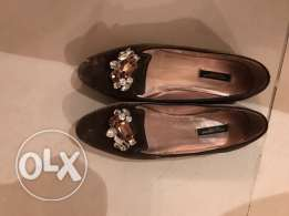 Dolce and gabbana flat shoes size 38