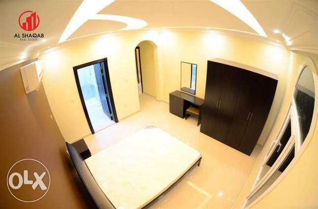 Fully furnished 2-bedroom apartment : Al Thumama