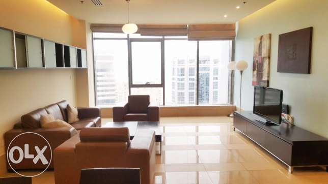 Full/Furnished 2-Bedroom Apartment At {West Bay}