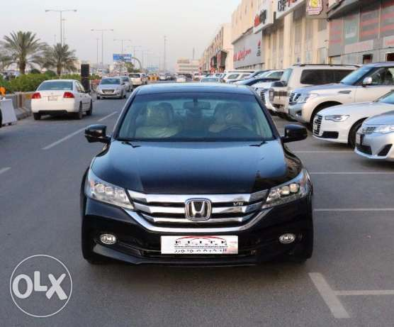 Brand New Honda Accord - FullOptionsV6M2016