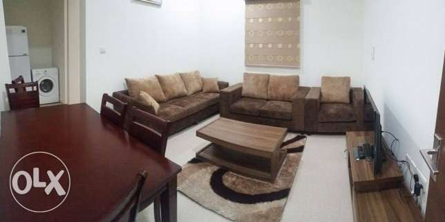 Furnished 2 Bedroom apartment in Old Rayyan (Compound )
