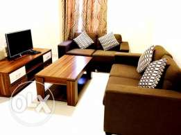 for family ...very nice 1 bhk fully furnished apartment in al ghanim