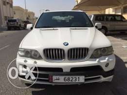 2005 BMW X5 QR30,000 Top of the line 4.8is