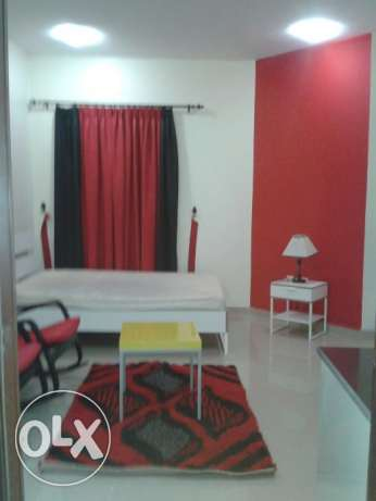 Studio apartment in Ain Khalid for family