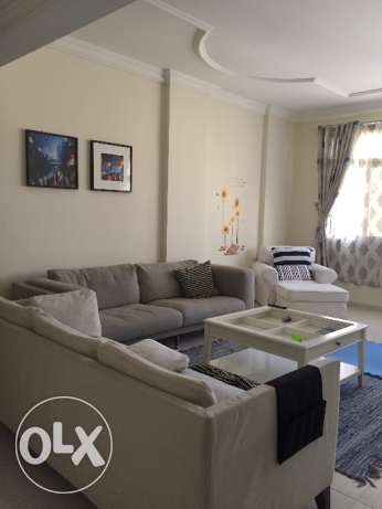 Fully furnished Room for rent to share with family in al saad السد -  1