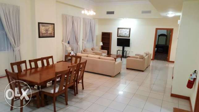 WBZT - Fully Furnished 1 Bedroom Apartment plus Amenities in West Bay