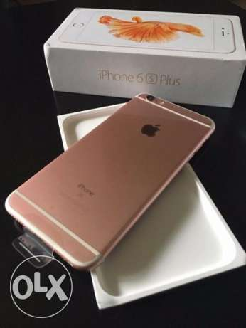New IPhone 6s plus 128GB for sale