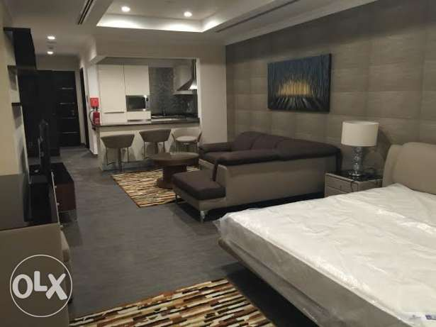 studio FF Apartment Available in the pearl brand new