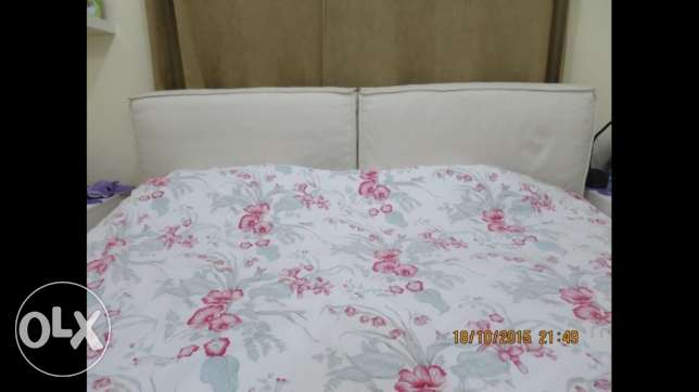 Bed with Mattress for sale نجمة -  2