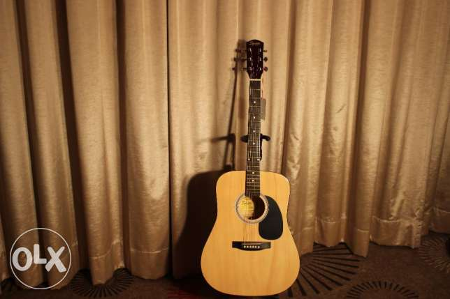 Fender Acoustic Guitar. Brand new!! Lowest Price Guaranteed!