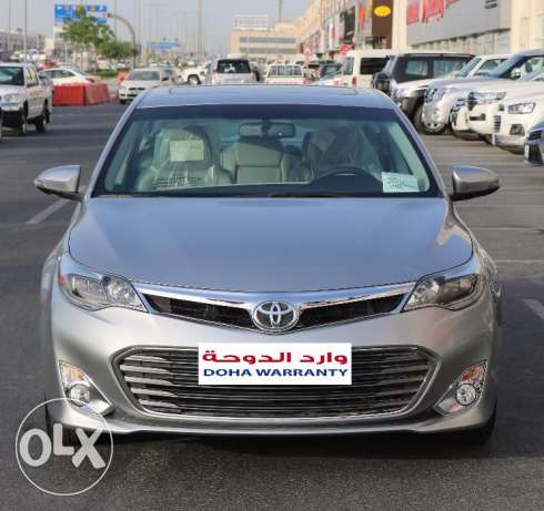 Toyota Avalon Limited Model 2015
