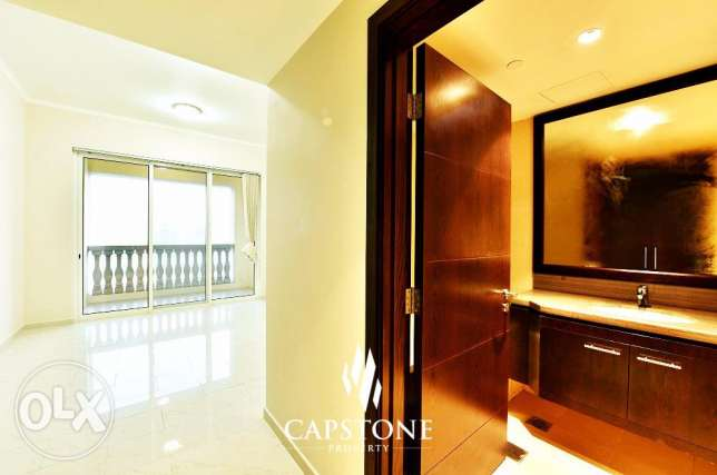 FREE 1 MONTH: 2 Beds + 1 Kid's Playroom, The Pearl Apartment الؤلؤة -قطر -  3