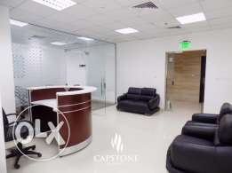 Brand New Offices Space in Prim location of Doha