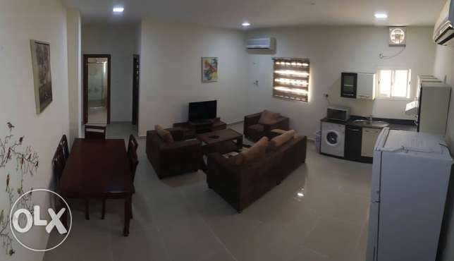 1&2&3 Bedroom Compound apartment For Rent old Rayyan
