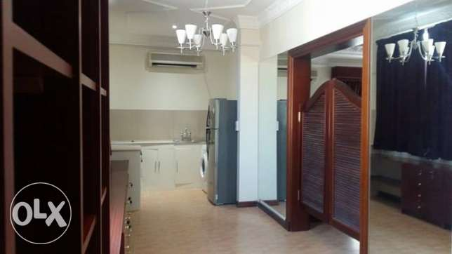 Fully Furnished Massive 1 Bedroom Villa Apartment With Pool In Dafna الدفنة -  3