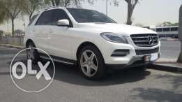 Mercedes ML400 AMG panorama, model 2015 accident free