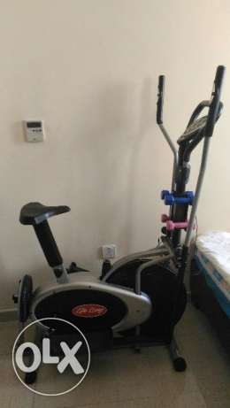 Cycling machine for sale!
